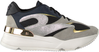 Graue RUCOLINE Sneaker 4035 SPARKLE 1035  - medium