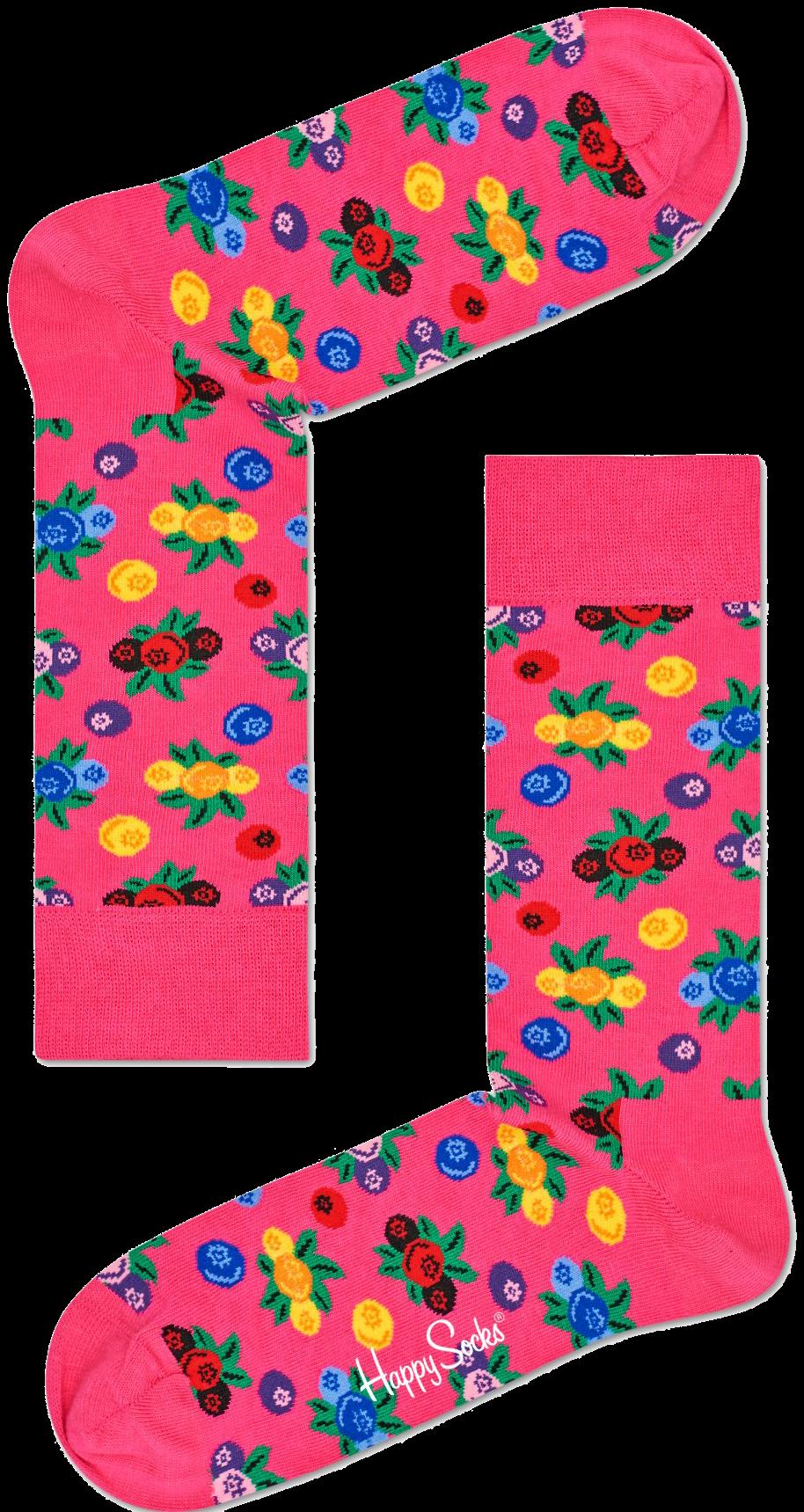 HAPPY SOCKS Socken BERRY FGMig