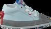 Blaue BUNNIES JR Babyschuhe ZUKKE ZACHT - small