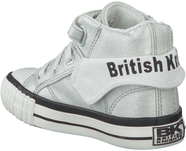 Silberne BRITISH KNIGHTS Sneaker ROCO - large