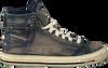 Blaue DIESEL Sneaker MAGNETE EXPOSURE IV LOW W - small