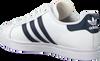 Weiße ADIDAS Sneaker COAST STAR J  - small