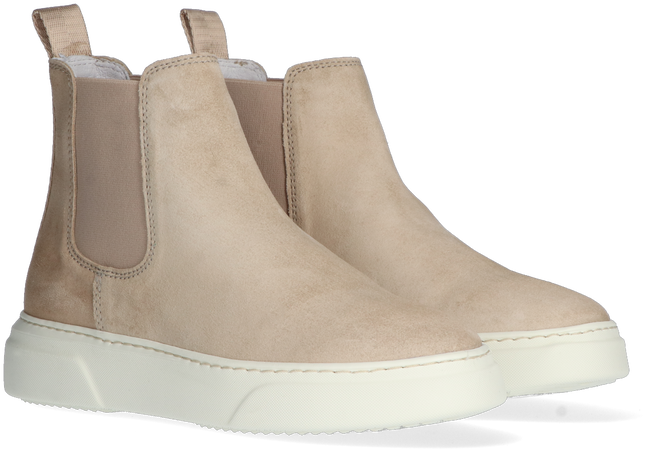Beige VIA VAI Sneaker high JUNO LEVY  - large