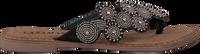Schwarze LAZAMANI Pantolette 75.645  - medium