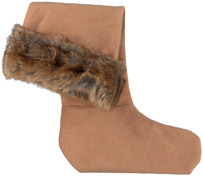 Braune DUBARRY Socken CHINCILLA - large