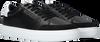 Schwarze CALVIN KLEIN Sneaker low CUPSOLE SNEAKER LACEUP MEN  - small