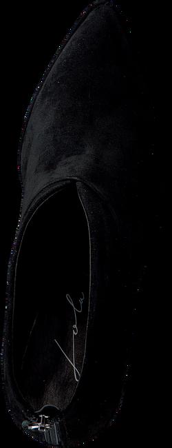 Schwarze LOLA CRUZ Stiefeletten 275T30BK-D-I19  - large