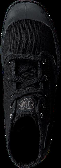 Schwarze PALLADIUM Ankle Boots PAMPA HIGH D - large
