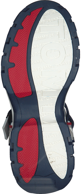 Blaue TOMMY HILFIGER Sandalen POP COLOR HYBRID  - large