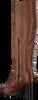 Cognacfarbene NOTRE-V Hohe Stiefel GABIA  - small