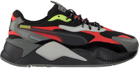 Grüne PUMA Sneaker low RS-X3 CITY ATTACK JR  - medium