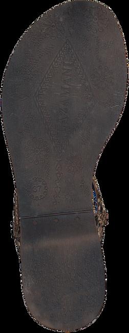 Braune LAZAMANI Sandalen 75.611  - large
