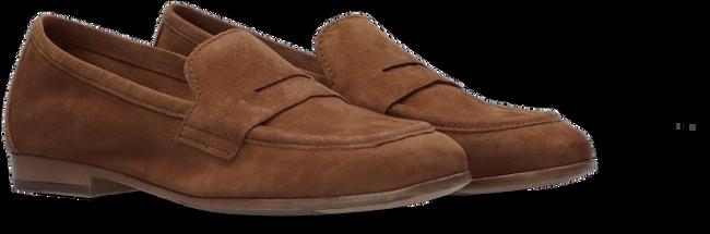 Cognacfarbene NOTRE-V Loafer 1GET150  - large