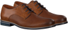 Cognacfarbene VAN LIER Business Schuhe 1915619  - small