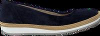 Blaue GABOR Slipper 400  - medium