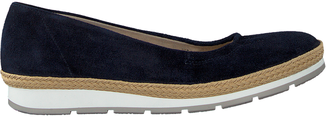 Blaue GABOR Slipper 400  - large