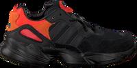 Schwarze ADIDAS Sneaker YUNG-96 C  - medium