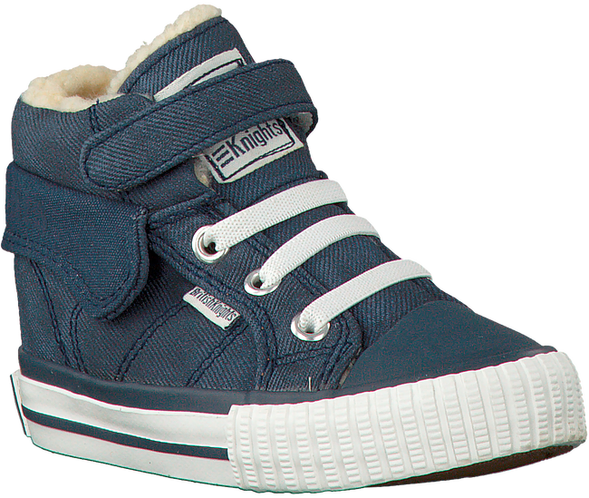Blaue BRITISH KNIGHTS Sneaker ROCO - large
