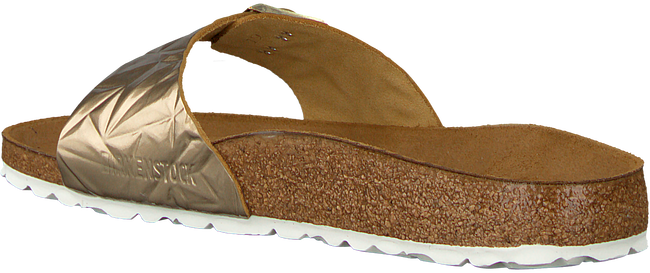 Goldene BIRKENSTOCK PAPILLIO shoe MADRID SPECTRAL  - large