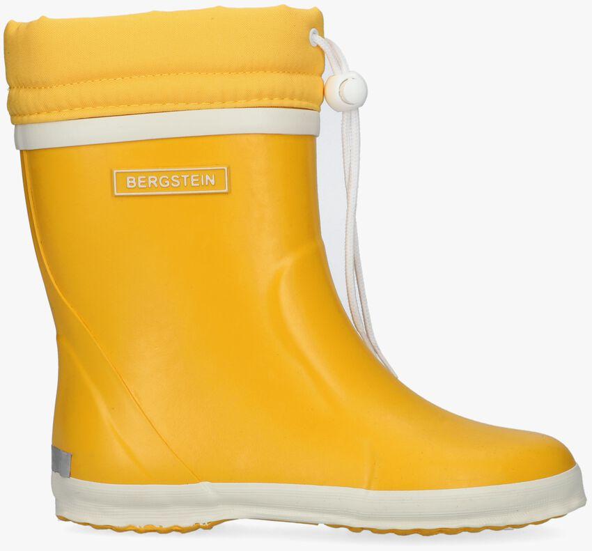 Gelbe BERGSTEIN Gummistiefel WINTERBOOT - larger