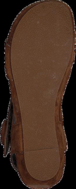 Cognacfarbene CA'SHOTT Sandalen 10154  - large