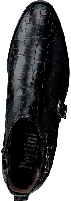 Schwarze PERTINI Stiefeletten 192W16432C19  - large