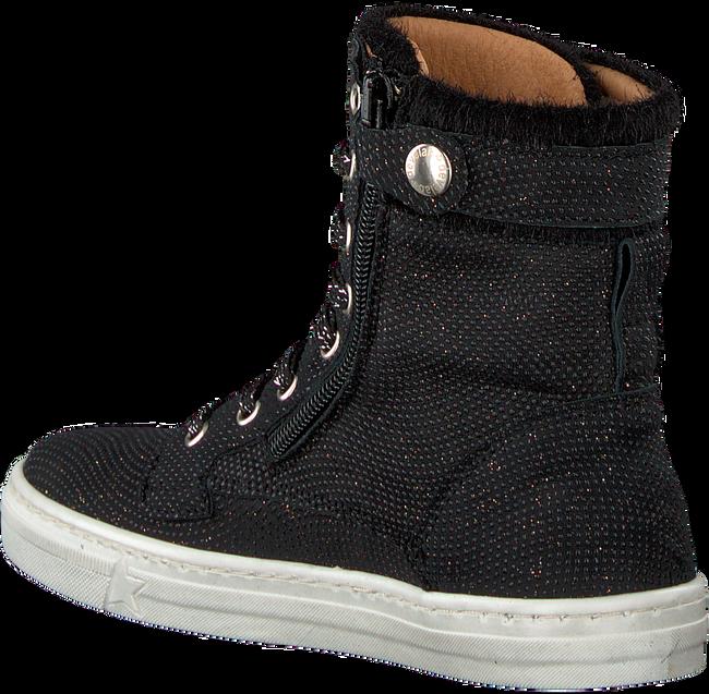 Schwarze DEVELAB Ankle Boots 41652 - large
