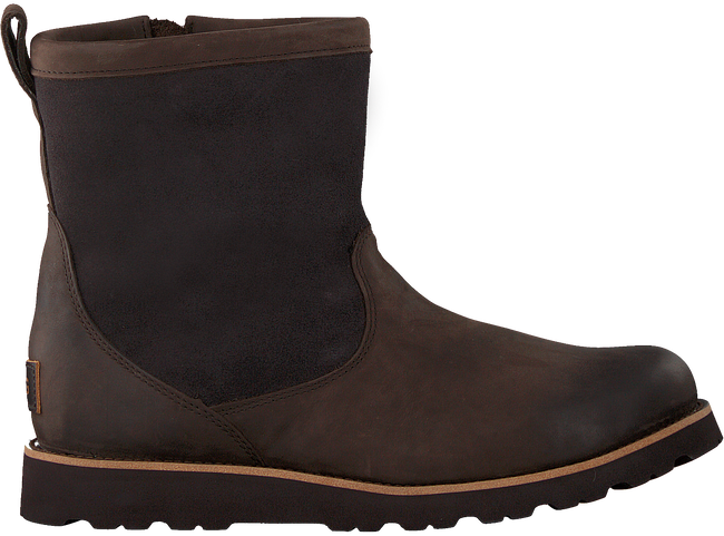 Braune UGG Ankle Boots HENDREN - large
