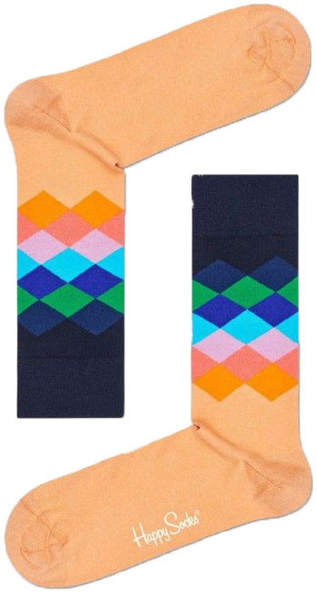 Grüne HAPPY SOCKS Socken GIFT PACK  - large