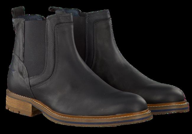 Schwarze OMODA Ankle Boots 36074 - large