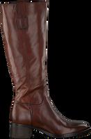 Cognacfarbene WALK IN THE PARK Hohe Stiefel 7045  - medium