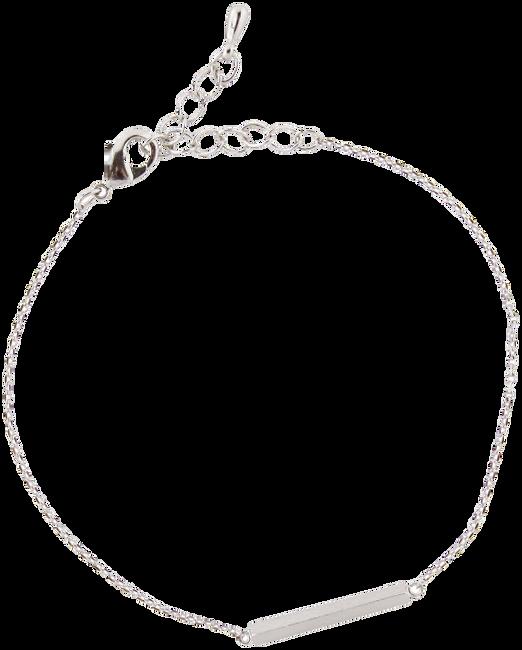 Silberne ALLTHELUCKINTHEWORLD Armband ELEMENTS BRACELET TRIANGLE BAR - large
