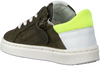 Grüne PINOCCHIO Sneaker low P1232  - small