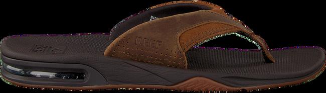 Braune REEF Pantolette FANNING  - large