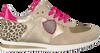 Goldfarbene PINOCCHIO Sneaker P1878 - small