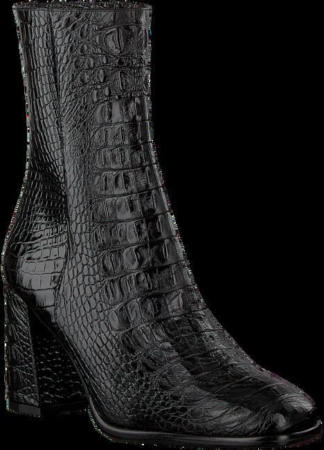 Schwarze PERTINI Stiefeletten 192W16148  - large