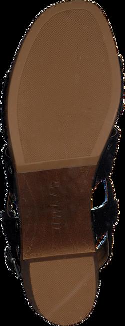 Schwarze UNISA Sandalen TERRAT  - large