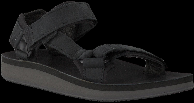 separation shoes db91a e164f Schwarze TEVA Sandalen ORIGINAL HEREN