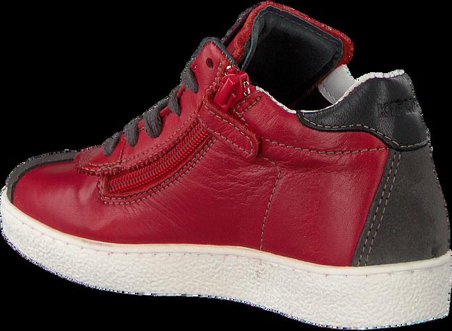 Rote KIPLING Sneaker DAVY - large