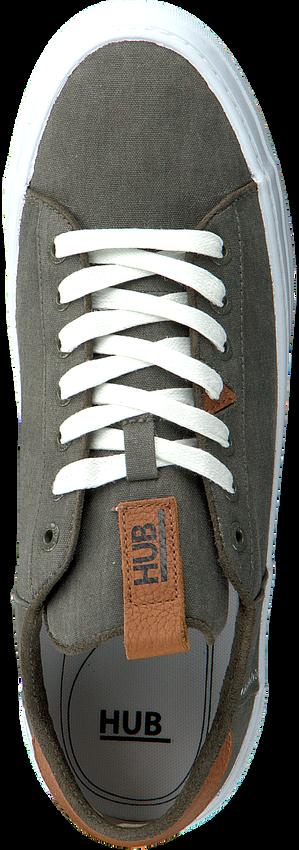 Grüne HUB Sneaker HOOK-M - larger