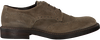 Taupe HUNDRED 100 Schnürschuhe M681 - small