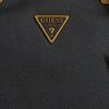 Schwarze GUESS Handtasche DESTINY STATUS SATCHEL  - small