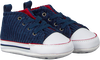 Blaue CONVERSE Babyschuhe CHUCK TAYLOR ALL STAR FIRST ST - small