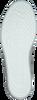 Weiße PAUL GREEN Schnürschuhe 4741  - small