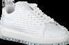 Weiße NUBIKK Sneaker ROX PERFO  - small