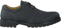 Black PANAMA JACK shoe BASICO  - medium