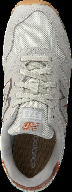 Weiße NEW BALANCE Sneaker low WL373 DAMES  - large