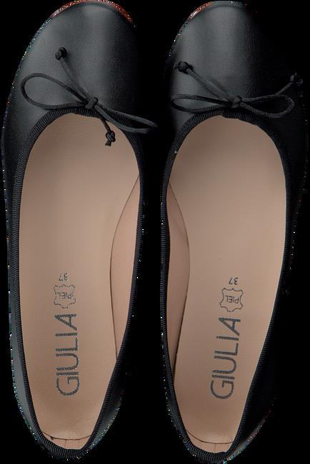 Schwarze GIULIA Ballerinas G.12.BALLERINA  - large