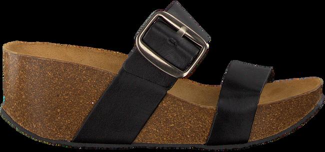 Schwarze RED RAG Pantolette 78074  - large