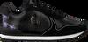 Schwarze GUESS Sneaker TESSA  - small